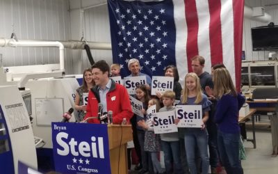 Meet Bryan Steil, the 37-year-old GOP front-runner in the race for Paul Ryan's seat