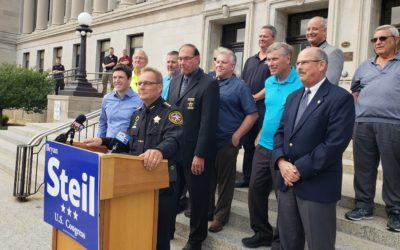 All Six First District County Sheriffs Endorse Bryan Steil