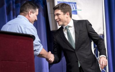 Janesville Gazette: Three vie to replace Rep. Paul Ryan