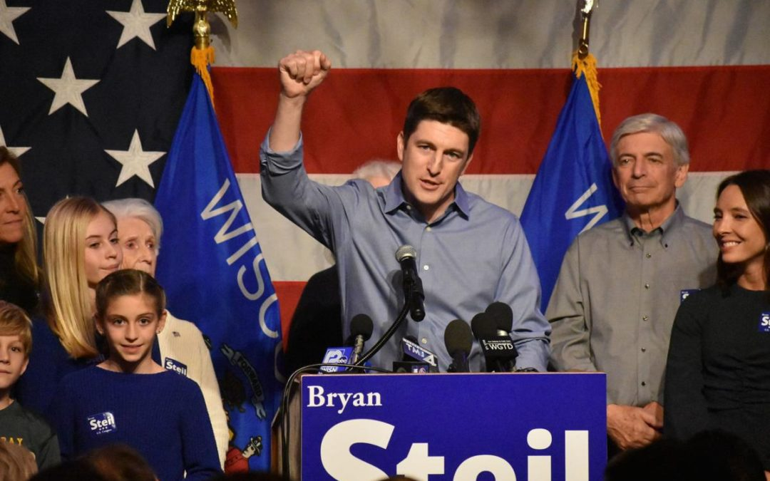 Steil wins race for Congress; Bryce campaign comes to an end